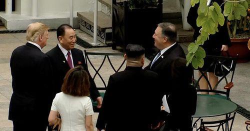 Hội nghị thượng đỉnh Mỹ-Triều ngày 2: Chưa phải thời điểm thích hợp để ra tuyên bố chung - Ảnh 13