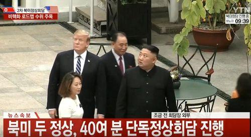 Hội nghị thượng đỉnh Mỹ-Triều ngày 2: Chưa phải thời điểm thích hợp để ra tuyên bố chung - Ảnh 14