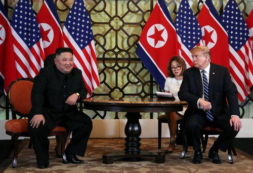 Hội nghị thượng đỉnh Mỹ-Triều ngày 2: Chưa phải thời điểm thích hợp để ra tuyên bố chung - Ảnh 16
