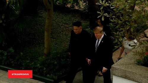 Hội nghị thượng đỉnh Mỹ-Triều ngày 2: Chưa phải thời điểm thích hợp để ra tuyên bố chung - Ảnh 11