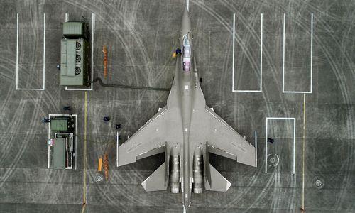 Nghi vấn khả năng tàng hình của 'con Át chủ bài' J-16 trong dàn tiêm kích Trung Quốc - Ảnh 2