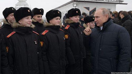 """Tổng thống Putin bất ngờ """"thay máu"""" hàng loạt tướng an ninh cấp cao - Ảnh 1"""