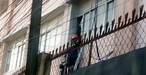 Bến Tre: Cháy lớn tại Bệnh viện Nguyễn Đình Chiểu, hầu hết máy chủ lưu trữ dữ liệu bị thiêu rụi - Ảnh 1