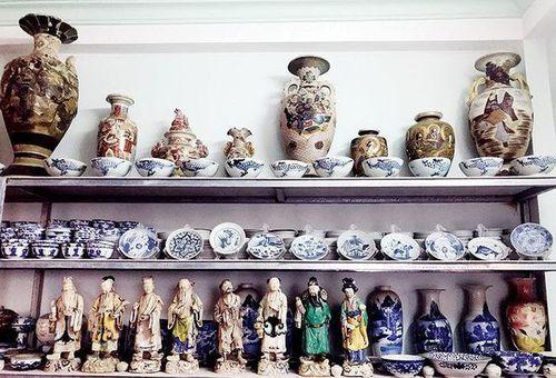 Đại gia Sài Gòn sở hữu kho 10 vạn cổ vật lớn nhất châu Á - Ảnh 1