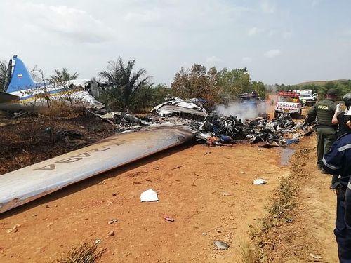 Rơi máy bay thảm khốc tại Colombia, toàn bộ 14 người trên khoang thiệt mạng - Ảnh 3