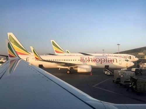 Thảm kịch rơi máy bay tại Ethiopia: Boeing 737 MAX 8 gặp lỗi động cơ ba ngày trước tai nạn? - Ảnh 1