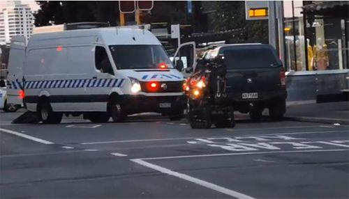 New Zealand tiếp tục chấn động bởi vụ nổ kép tại nhà ga tàu điện và trung tâm mua sắm - Ảnh 1