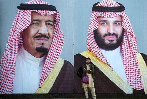 Rạn nứt trong hoàng gia,Thái tử Saudi Arabia bị vua cha tước quyền lực? - Ảnh 1