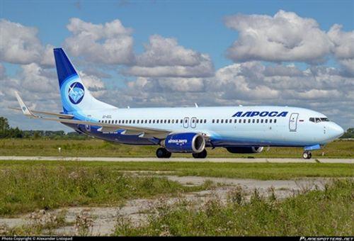 Thêm một máy bay chở theo 106 người của Boeing gặp sự cố giữa trời Nga - Ảnh 1