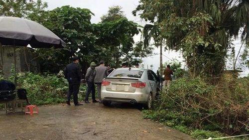 Xác định danh tính nghi phạm nổ súng, cướp taxi tại Tuyên Quang - Ảnh 1