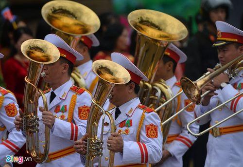 [Trực tiếp] Chủ tịch Triều Tiên về nước: Phái đoàn Triều Tiên đã đến ga Đồng Đăng - Ảnh 4