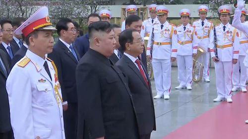 [Trực tiếp] Chủ tịch Triều Tiên về nước: Phái đoàn Triều Tiên đã đến ga Đồng Đăng - Ảnh 13