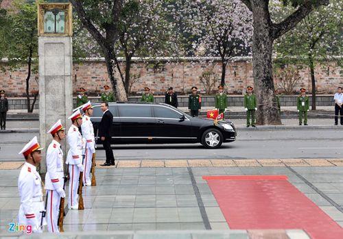 [Trực tiếp] Chủ tịch Triều Tiên về nước: Phái đoàn Triều Tiên đã đến ga Đồng Đăng - Ảnh 10