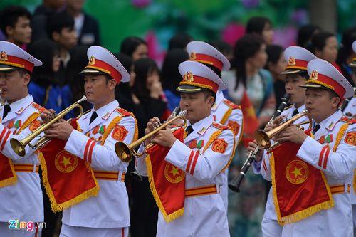 [Trực tiếp] Chủ tịch Triều Tiên về nước: Phái đoàn Triều Tiên đã đến ga Đồng Đăng - Ảnh 5