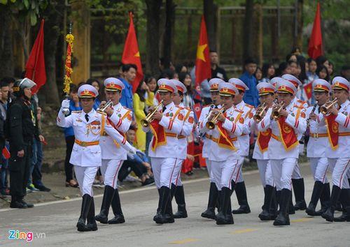 [Trực tiếp] Chủ tịch Triều Tiên về nước: Phái đoàn Triều Tiên đã đến ga Đồng Đăng - Ảnh 6