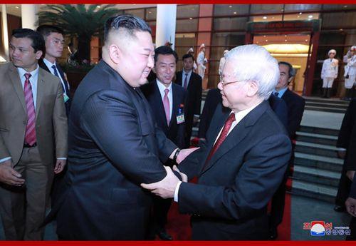 [Trực tiếp] Chủ tịch Triều Tiên về nước: Phái đoàn Triều Tiên đã đến ga Đồng Đăng - Ảnh 24