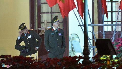 Ga Đồng Đăng thắt chặt an ninh trước khi Chủ tịch Kim Jong-un về nước - Ảnh 2