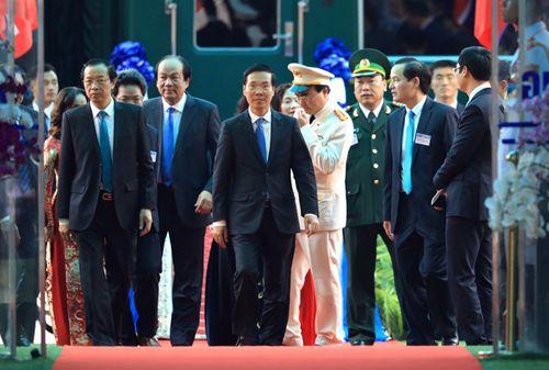 [Trực tiếp] Chủ tịch Triều Tiên về nước: Phái đoàn Triều Tiên đã đến ga Đồng Đăng - Ảnh 2