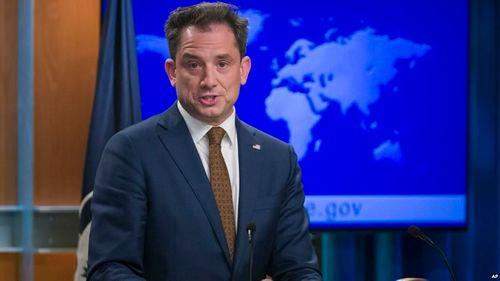 Mỹ tuyên bố tiếp tục trừng phạt Bình Nhưỡng cho tới khi Triều Tiên từ bỏ hoàn toàn vũ khí hạt nhân - Ảnh 1