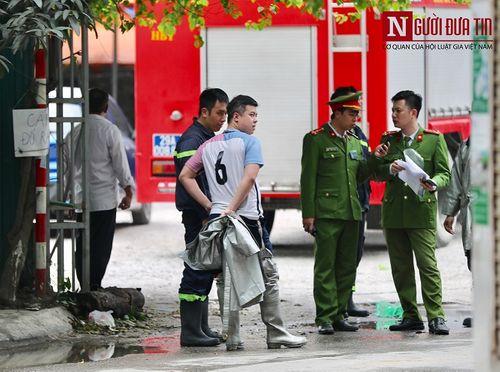 Hà Nội: Quán cafe karaoke bất ngờ cháy dữ dội, 2 người thương vong - Ảnh 2
