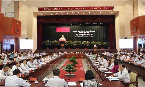 Đại tá Nguyễn Trường Thắng tham gia Ban Thường vụ Thành ủy TP Hồ Chí Minh - Ảnh 1
