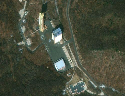 Tình báo Hàn Quốc: Triều Tiên sắp khôi phục hoàn toàn bãi phóng tên lửa tầm xa - Ảnh 1