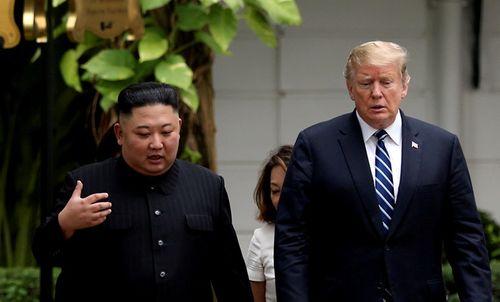 Ông Trump lý giải việc không áp thêm lệnh trừng phạt mới lên Triều Tiên - Ảnh 2