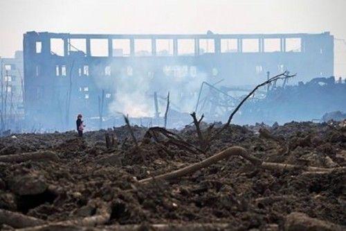 Trung Quốc: Container chở kim loại phế liệu bất ngờ phát nổ, ít nhất 7 người chết - Ảnh 2