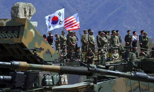 Tổng thống Trump lý giải việc Mỹ hủy tập trận quy mô lớn với Hàn Quốc - Ảnh 1