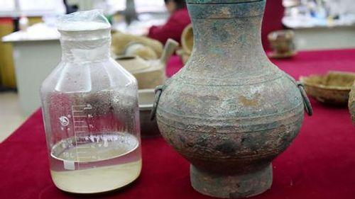 """Phát hiện """"thuốc trường sinh bất lão"""" trong ngôi mộ cổ ở Trung Quốc - Ảnh 1"""