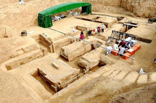 """Phát hiện """"thuốc trường sinh bất lão"""" trong ngôi mộ cổ ở Trung Quốc - Ảnh 2"""