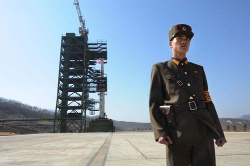 Hàn Quốc nghi Triều Tiên khôi phục bãi phóng tên lửa từng cam kết phá bỏ - Ảnh 1