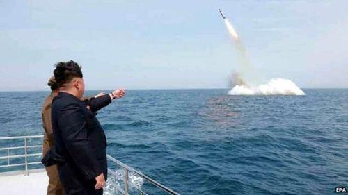 Triều Tiên sắp phóng tên lửa gắn vệ tinh vào không gian?  - Ảnh 2
