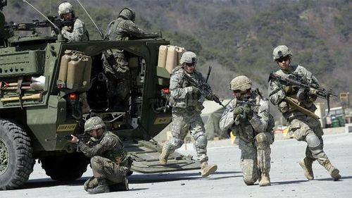 Triều Tiên chỉ trích cuộc tập trận chung Mỹ-Hàn vi phạm thô bạo các thỏa thuận chung - Ảnh 1