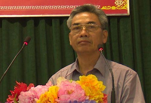 Vụ Phó Chủ tịch huyện bị khởi tố vì tham ô 40 tỷ: Tiếp tục đình chỉ sinh hoạt Đảng - Ảnh 1