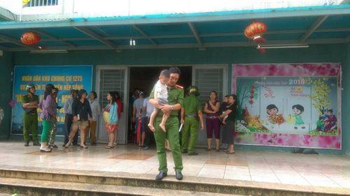 Đà Nẵng: Cháy căn hộ tầng 12 chung cư nghi do nổ gas - Ảnh 4