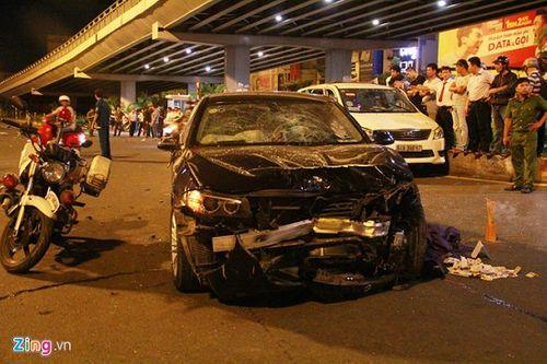 Vụ xe BMW gây tai nạn liên hoàn ở Hàng Xanh: Nạn nhân bức xúc trước thái độ của nữ tài xế - Ảnh 2
