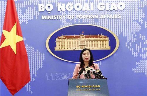 Phản đối Trung Quốc xâm phạm nghiêm trọng chủ quyền của Việt Nam ở Trường Sa - Ảnh 1