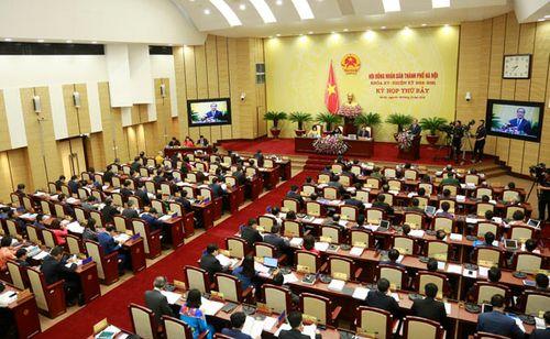 Hôm nay (6/12), Hà Nội tiến hành lấy phiếu tín nhiệm 36 chức danh do HĐND bầu - Ảnh 1