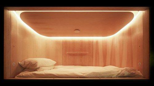 """""""Khách sạn khoang ngủ"""" đầu tiên được cấp phép tại Hong Kong có gì đặc biệt? - Ảnh 1"""