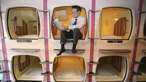 """""""Khách sạn khoang ngủ"""" đầu tiên được cấp phép tại Hong Kong có gì đặc biệt? - Ảnh 2"""