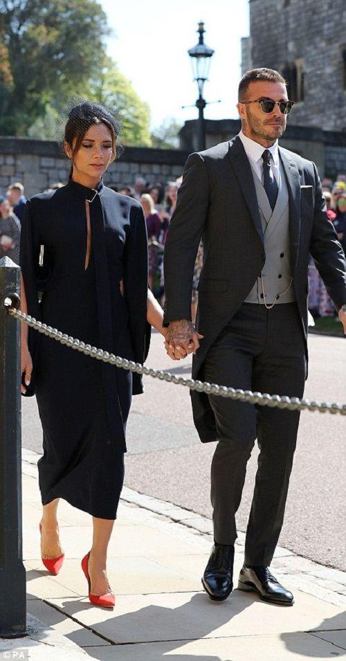 Những hình ảnh đầu tiên về đám cưới Hoàng tử Harry và diễn viên Meghan Markle - Ảnh 10