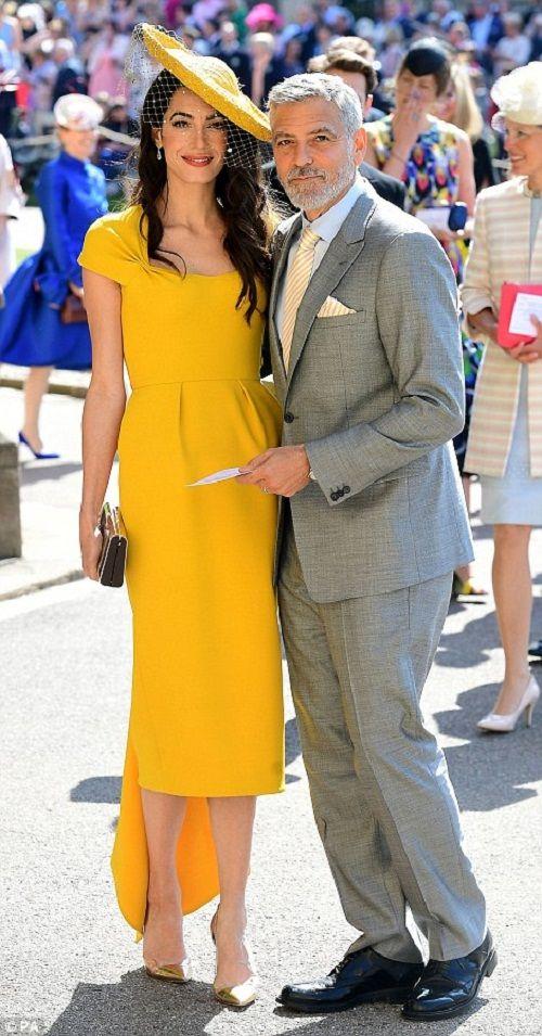 Những hình ảnh đầu tiên về đám cưới Hoàng tử Harry và diễn viên Meghan Markle - Ảnh 11