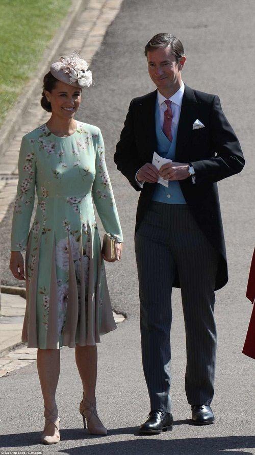Những hình ảnh đầu tiên về đám cưới Hoàng tử Harry và diễn viên Meghan Markle - Ảnh 12