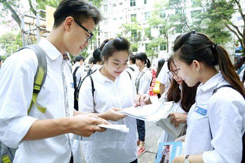 Hà Nội công bố chi tiết số lượng học sinh dự tuyển lớp 10  THPT công lập - Ảnh 1