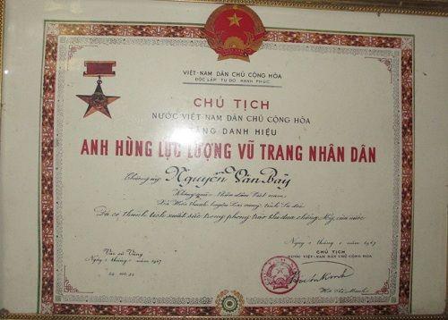 Anh hùng phi công Nguyễn Văn Bảy và hồi ức về những lần được gặp Bác Hồ - Ảnh 2