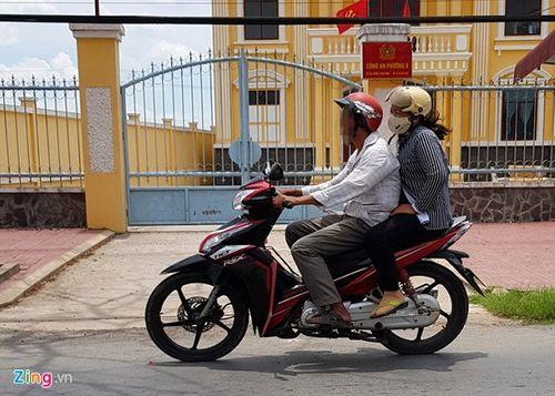 Sóc Trăng: Trộm đột nhập vào công an phường lấy xe tuần tra - Ảnh 1