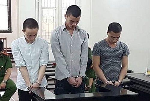 3 thanh niên lĩnh 40 năm tù vì cưỡng bức tập thể thiếu nữ - Ảnh 1
