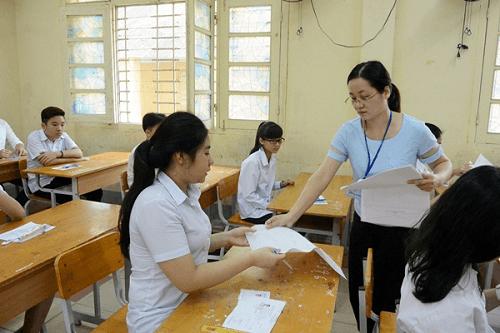 Những lưu ý khi tham dự kỳ thi tuyển sinh lớp 10 tại Hà Nội - Ảnh 1