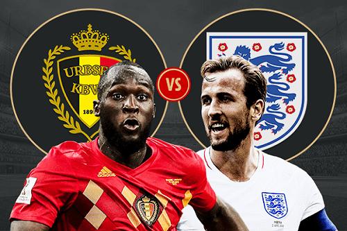 """Trực tiếp trận Anh - Bỉ: """"Tam sư"""" sẽ ra sân với nhiều gương mặt mới - Ảnh 1"""